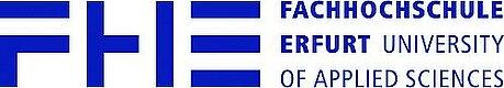 Es wird das Logo der Fachhochschule Erfurt angezeigt.