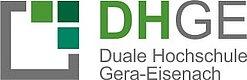 Es wird das Logo der Dualen Hochschule Gera-Eisenach angezeigt.
