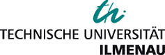Es wird das Logo der Technischen Universität Ilmenau angezeigt.