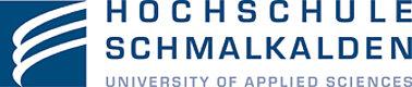 Es wird das Logo der Hochschule Schmalkalden angezeigt.